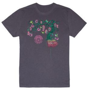 Homeside 2021 t-shirt, graphite unisex